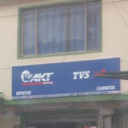AKT Repuestos Leammotos en Bogotá