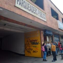Parqueadero Publico  en Bogotá