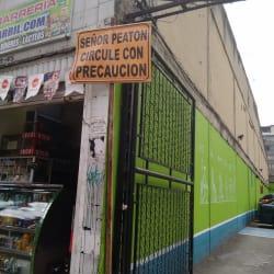 Parqueadero Publico Parking  en Bogotá