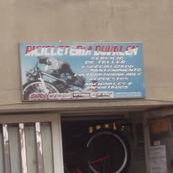 Bicicleteria Duvalen en Bogotá