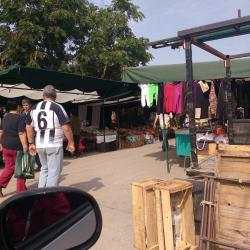 Feria Libre Mercurio - Quinta Normal en Santiago