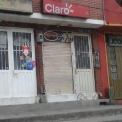 Minutos y Recargas en Bogotá