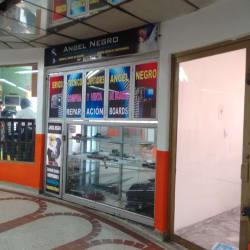 Angel Negro Reparacion de Boards  en Bogotá