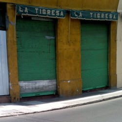 La Tigresa en Santiago