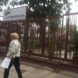 La vinocracia en Santiago