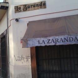 La Zaranda en Santiago