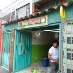 Tramparepas en Bogotá