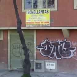 Tecnollantas en Bogotá