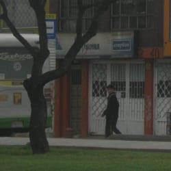 Rain Power en Bogotá
