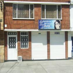 Servicios Ópticos en Bogotá