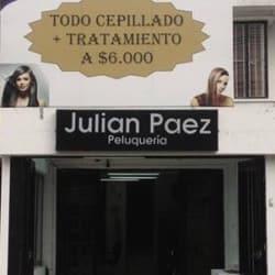 Julian Paez en Bogotá