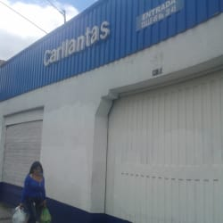 Carllantas Calle 49 en Bogotá