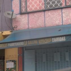 Almuerzos Piqueteadero La Gallina Boyacense Comidas en Bogotá