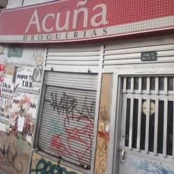 Acuña en Bogotá