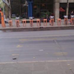 Bike Santiago - Metro Pedro de Valdivia 2 en Santiago