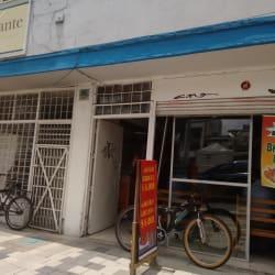 Restaurante Calle 45 con 27A en Bogotá