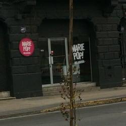 Heladería Marie Pop en Santiago