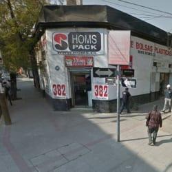 HomsPack, fábrica de bolsas en Santiago