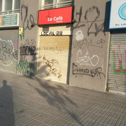 Le Café Express en Santiago