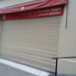 Librería del Fondo Gonzalo Rojas en Santiago