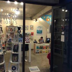 Librería Pánico Ediciones en Santiago