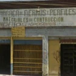 BARRACA DE FIERROS en Santiago
