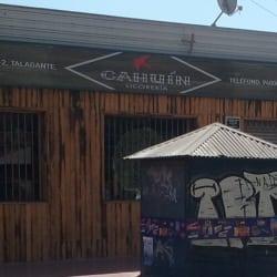 Licorería Cahuin en Santiago