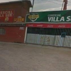 Comercial Villasur en Santiago