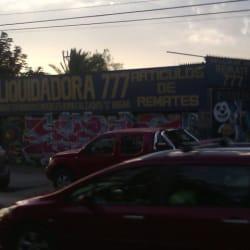 Liquidadora 777 en Santiago