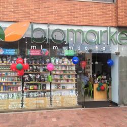 Biomarket Mi Mundo Natural Salitre en Bogotá