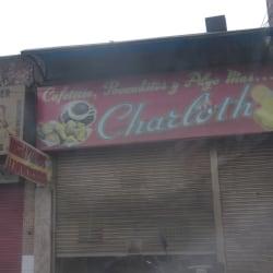 Cafeteria Bocaditos y Algo Mas ... Charloth en Bogotá