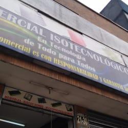 Centro Comercial Isotecnologico  en Bogotá