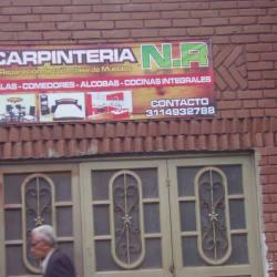 Carpinteria N.R  en Bogotá