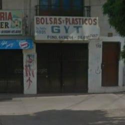 G Y T, tienda de bolsas en Santiago