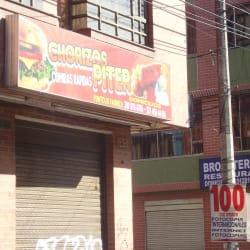 Chorizos Piter  en Bogotá