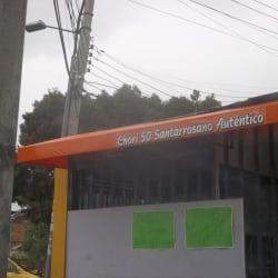 Chori 50 Santarrosano Autentico  en Bogotá