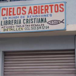 Cielos Abiertos Libreria Cristiana en Bogotá