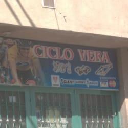 Ciclo Vera en Bogotá