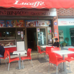 Lucaffé - Plaza Ñuñoa en Santiago