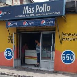 Más Pollo en Santiago
