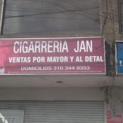 Cigarreria Jan en Bogotá