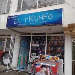 Cigarreria El Triunfo en Bogotá
