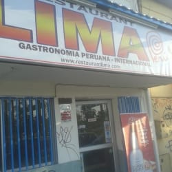Lima Restaurant en Santiago