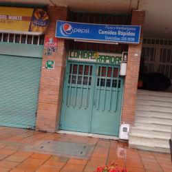 Pizza y Hamburguresa Comidas Rapidas  en Bogotá