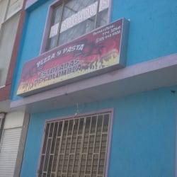 Pizza y Pasta Estofada de Colombia en Bogotá