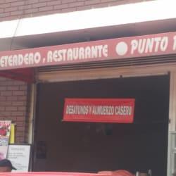 Piqueteadero Restaurante Punto Rojo en Bogotá
