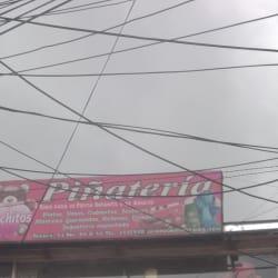 Piñatería Pochitos en Bogotá