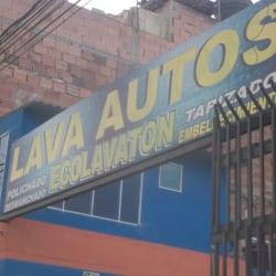 Lavautos Ecolavation en Bogotá
