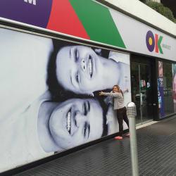 OK Market - Quinchamali en Santiago