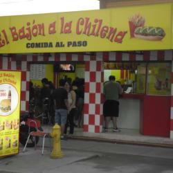 El Bajón a la Chilena en Santiago